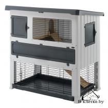 Пластиковая клетка для кроликов Ferplast GRAND LODGE 120 PLUS