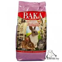 Корм для шиншилл и декоративных кроликов ВАКА ВК