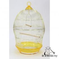Клетка для птиц DaYang 370G Золотая