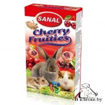 Лакомство грызунам с вишней Sanal Cherry Fruities