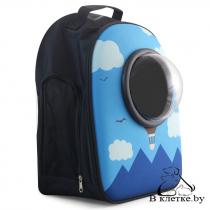 Рюкзак-переноска для животных Triol «Воздушный шар»
