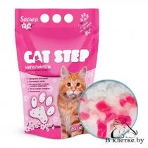 Наполнитель для кошачьих туалетов Cat Step «Сакура»