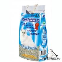 Наполнитель для кошачьего туалета Pussy-cat Цеолитовый