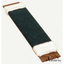 Подвесная когтеточка с ковролином пропитанная Зооэкспресс-60
