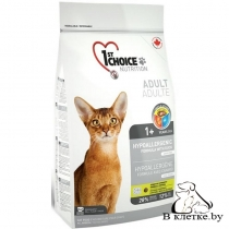 Корм 1st Choice Adult Cat Hypoallergenic