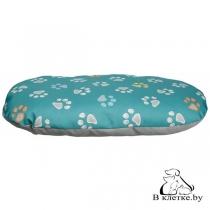 Лежанка для кошек и собак Trixie Jimmy бирюзовая