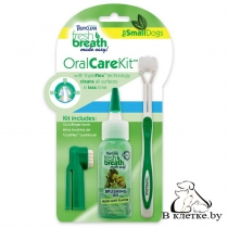 Средство TropiClean FRESH BREATH OralCareKit Small Dog