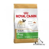 Сухой корм Royal Canin Pug