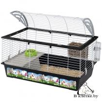 Клетка для кроликов Ferplast CASITA 100 DECOR