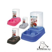 Миска поилка Georplast Mini Eat & Drink 3,7