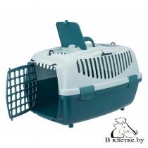 Переноска для животных до 8 кг Trixie Traveller Capri II бирюзовая