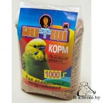 Корм для попугаев «Бонифаций» Основной Рацион 0,5кг