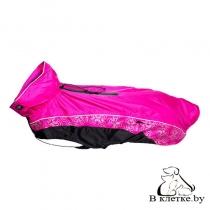 Попона Rogz RainSkin Pink