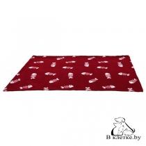 Подстилка для кошек и собак Trixie Beany-100 бордовая