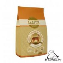 Сухой корм Araton Adult Сhicken & Turkey