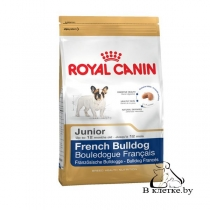 Сухой корм Royal Canin French Bulldog Junior 3 кг