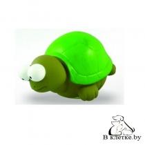 Игрушка с пищалкой для собак Lilli Pet Удивленная черепашка