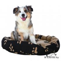 Лежанка для кошек и собак Trixie Sammy-70 бежевая