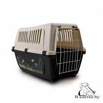 Переноска для кошек и щенков Bergamo Vision 50 Luxo
