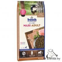 Сухой корм Bosch Maxi Adult