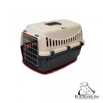 Переноска для кошек и собак GIPSY PORTA IN FERRO