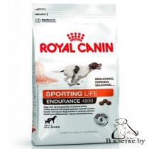 Корм для активных собак Royal Canin Endurance 4800