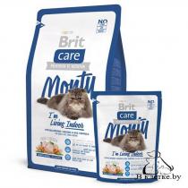 Корм для домашних кошек Brit Care Cat Monty I'm Living Indoor