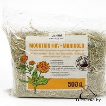 Горное сено с календулой Natures Best