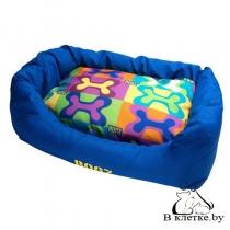 Лежак с подушкой Rogz Spice Pod Pop Art