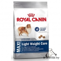 Диетический корм Royal Canin Maxi Light Weight Care