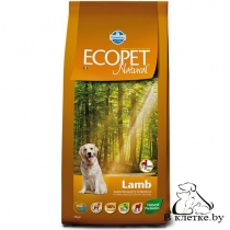 Корм Farmina Ecopet Natural Adult MAXI Ягненок