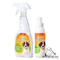 Средство для устранения запахов, пятен и меток для собак Amstrel Оdor Control