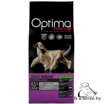 Корм Optima Nova Adult Medium Chiken & Rice