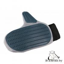 Массажная перчатка для ухода за шерстью Trixie 23391