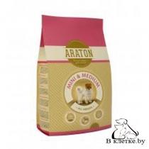 Корм для собак мелких и средних пород Araton Adult Mini & Medium, 15кг