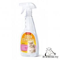 Средство для устранения запахов, пятен и меток для кошек Amstrel Оdor Control