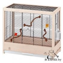 Клетка для птиц деревянная Ferplast GIULIETTA 4 NERA