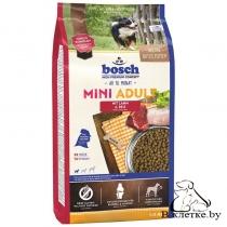 Сухой корм Bosch Mini Adult Ягненок с Рисом