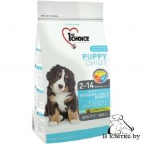 Корм 1st Choice Puppy Medium & Large Breeds