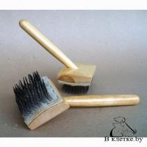 Щетка деревянная для КАВКАЗЦА G11