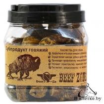 Сушеное говяжье мясо слайсами Beef Zone 3, 400 гр