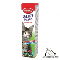 Паста для вывода шерсти котов Sanal Malt Anti-Hairball