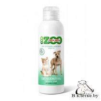 Биошампунь для кошек и собак ЭКО ZOOлекарь «9 ТРАВ»