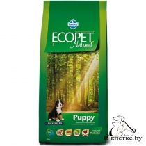 Корм Farmina Ecopet Natural Puppy MAXI