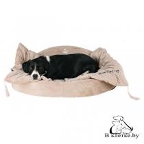 Лежанка для собак Trixie King of Dogs-70 бежевая