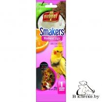 Зерновая палочка с фруктами для нимф Vitapol Smakers