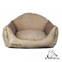 Лежанка для собак Trixie King of Dogs-42 бежевая