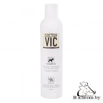 Шампунь с пантенолом для собак Doctor VIC «Ваниль»