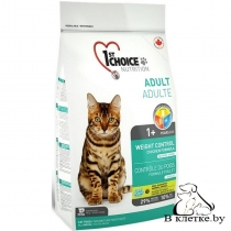 Корм 1st Choice Adult Cat Weight Control