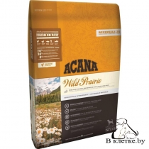 Беззерновой корм Acana Wild Prairie Dog
